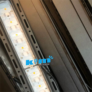 RECESSED CEILING LIGHTS LINEAR LIGHTS with trimless - Trimless Linear & Square Lights