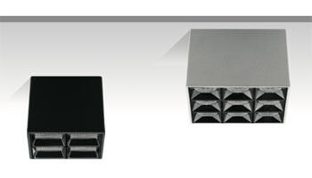 Surface mounted downlight linear types - About Us