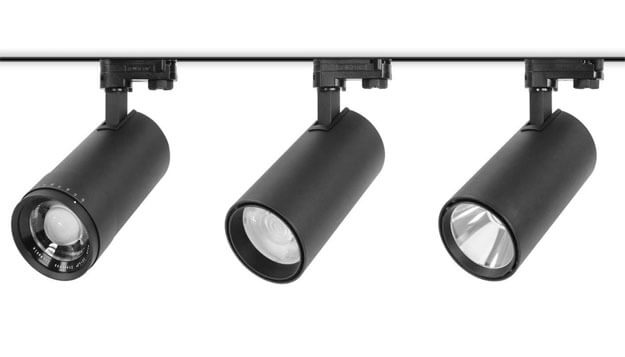 new zoomable led track light series from KLM - About Us