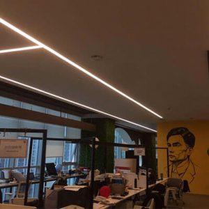 seamless modern linear light