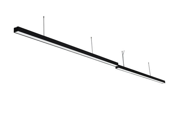 suspended supermarket aisle linear light - About Us