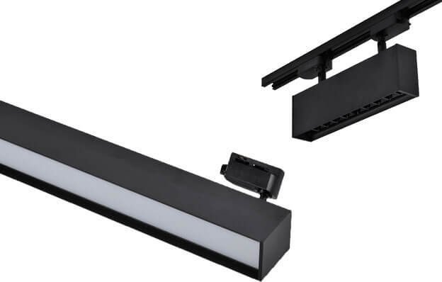 track head led linear light 624x398 - Office Linear Light
