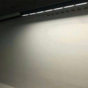 wall washer linear light effect for wall indoor