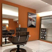 Avoid spotlights directly illuminating the mirror for the barber shop 210x210 - 2019 Update LED Lights for Barber Salon Shop