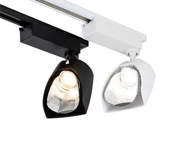 120Degree wall washer track light - Wall Washer Square Track Light