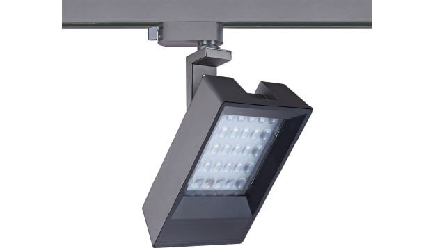 30W LED Track Lighting Square - About Us