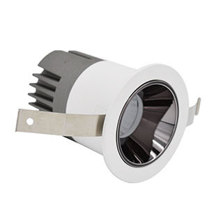 Recessed round hotel downlights for architectural - 7~40W Anti-glare Hotel Spot Down lights