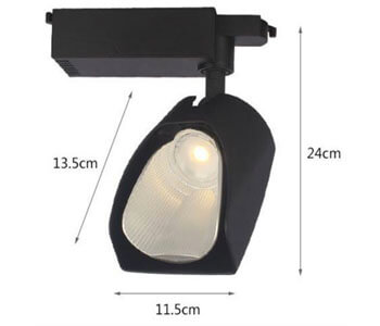 Track Light wall washer - Wall Washer Square Track Light