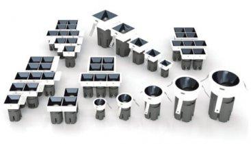 siyah aydınlatma reflektörlü 367x210 parlama önleyici otel spot downlight - Ana Sayfa
