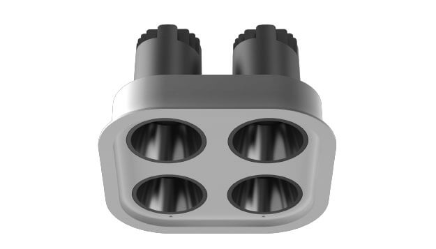4 Head COB Downlight Square 25W - About Us