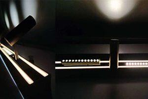 14mm magnetic lighting system
