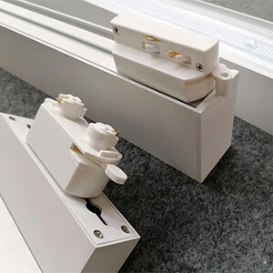 5070 LED Linear Track Lighting System - LED Linear light with track adapter