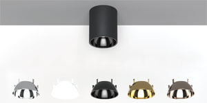 ip65 surface mounted bathroom lights - IP65 Led Surface mounted Down lights