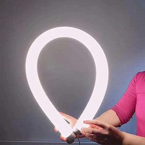 360degree Silicone neon strip