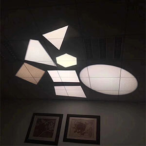 LED Gallery Lighting Fixtures - Museum Shapeable LED Track Light