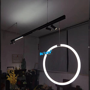 suspension 360degree led lighting