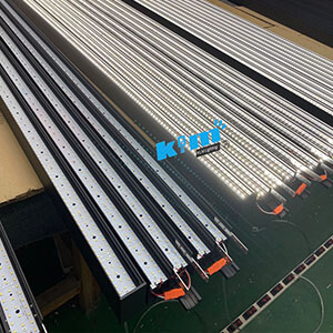 seamless linear light China supplier maufacture - More than 50M/pc Seamless LED Linear Light for Winery installation
