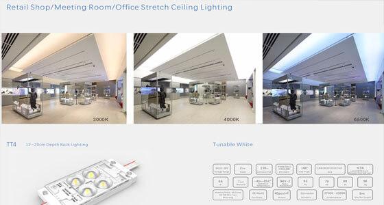 professiona Large Scale Luminous Ceiling China supplier - Large Scale Luminous Ceiling