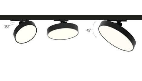 round led track light - About Us