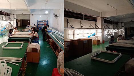 360degree lighting China manufacture
