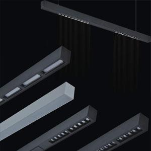 OSRAM office led linear light