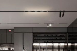 21mm combination magnetic lighting system china factory