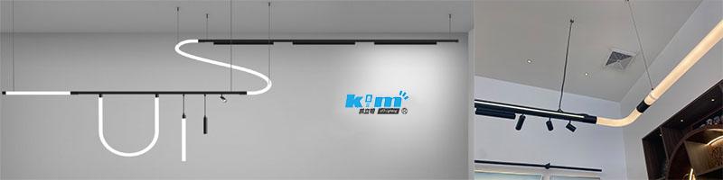 neno magnetic lighting system 24V china supplier
